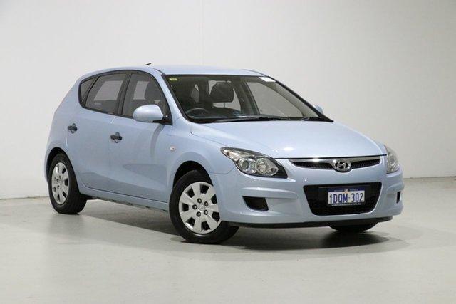 Used Hyundai i30 FD MY12 SX, 2011 Hyundai i30 FD MY12 SX Blue 4 Speed Automatic Hatchback