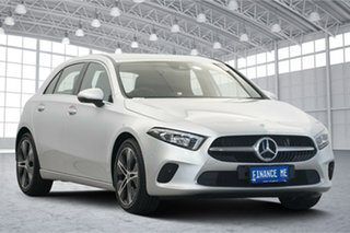 2020 Mercedes-Benz A-Class W177 800+050MY A250 DCT Silver 7 Speed Sports Automatic Dual Clutch.