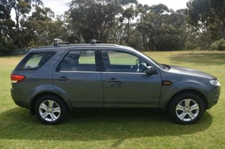2014 Ford Territory SZ TX Seq Sport Shift Grey 6 Speed Sports Automatic Wagon.