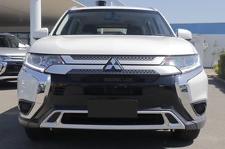2019 Mitsubishi Outlander ZL MY19 ES 2WD Starlight 6 Speed Constant Variable Wagon