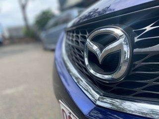 2008 Mazda 6 GH1051 Luxury Metallic Blue 5 Speed Sports Automatic Sedan