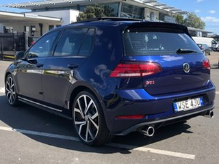 2019 Volkswagen Golf 7.5 MY19.5 GTI DSG Blue 7 Speed Sports Automatic Dual Clutch Hatchback