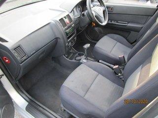 2006 Hyundai Getz TB Upgrade 1.4 Silver 4 Speed Automatic Hatchback