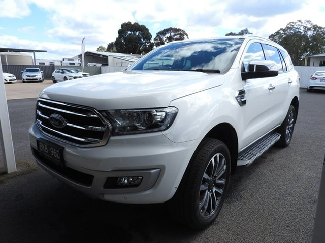 Used Ford Everest  , Ford Everest titanium White Automatic SUV