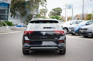 2020 Volkswagen T-ROC A1 MY20 140TSI DSG 4MOTION Sport Black 7 Speed Sports Automatic Dual Clutch.