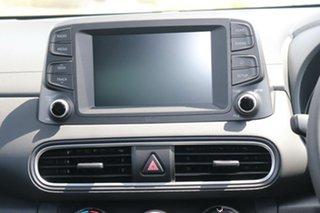 2020 Hyundai Kona OS.3 MY20 Active 2WD Chalk White 6 Speed Sports Automatic Wagon