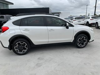 2012 Subaru XV G4X MY12 2.0i AWD White 6 Speed Manual Wagon