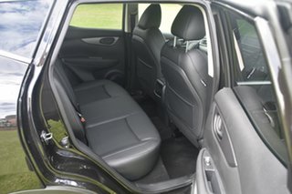 2019 Nissan Qashqai J11 Series 3 MY20 N-SPORT X-tronic Pearl Black 1 Speed Constant Variable Wagon