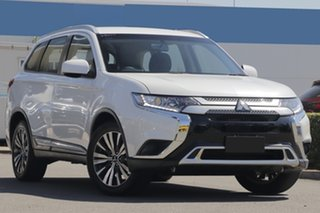 2019 Mitsubishi Outlander ZL MY19 ES 2WD Starlight 6 Speed Constant Variable Wagon.