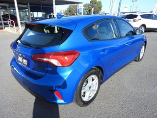 2019 Ford Focus AMBIENTE 5D HAT Blue 6 Speed Automatic Hatchback