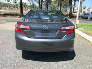 2014 Toyota Camry ASV50R Altise Graphite 6 Speed Sports Automatic Sedan