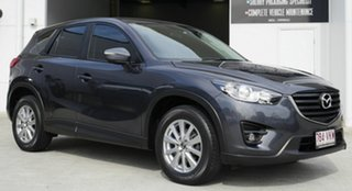 2015 Mazda CX-5 KE1032 Maxx SKYACTIV-Drive AWD Sport Grey 6 Speed Sports Automatic Wagon.