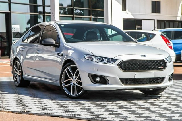 Used Ford Falcon FG X XR6 Turbo Attadale, 2015 Ford Falcon FG X XR6 Turbo Lightning Strike 6 Speed Manual Sedan