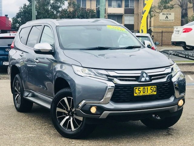 Used Mitsubishi Pajero Sport QE MY18 GLS, 2018 Mitsubishi Pajero Sport QE MY18 GLS Grey 8 Speed Sports Automatic Wagon
