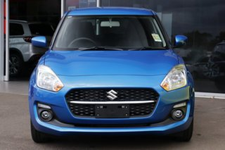 2021 Suzuki Swift AZ Series II GL Navigator Plus Speedy Blue 1 Speed Constant Variable Hatchback