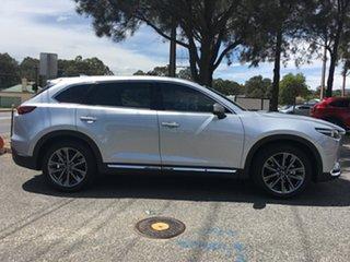 2020 Mazda CX-9 TC Azami SKYACTIV-Drive i-ACTIV AWD Sonic Silver 6 Speed Sports Automatic Wagon.