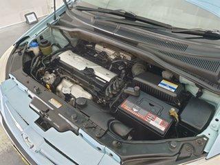 2007 Hyundai Getz TB MY07 SX Blue 4 Speed Automatic Hatchback