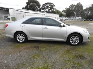 2015 Toyota Camry Altise Silver 5 Speed Automatic Sedan.