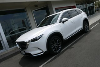 2020 Mazda CX-9 TC Azami SKYACTIV-Drive i-ACTIV AWD White 6 Speed Sports Automatic Wagon.