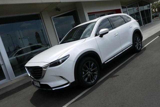 Demo Mazda CX-9 TC Azami SKYACTIV-Drive i-ACTIV AWD, 2020 Mazda CX-9 TC Azami SKYACTIV-Drive i-ACTIV AWD White 6 Speed Sports Automatic Wagon