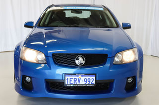 2011 Holden Commodore VE II MY12 SV6 Sportwagon Blue 6 Speed Sports Automatic Wagon