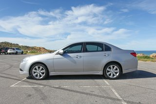2008 Holden Epica EP MY09 CDXi Silver 6 Speed Sports Automatic Sedan