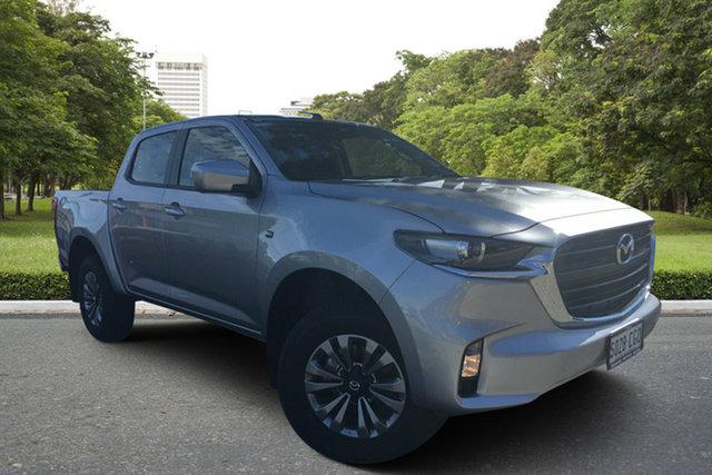 Demo Mazda BT-50 TFR40J XT 4x2 Paradise, 2020 Mazda BT-50 TFR40J XT 4x2 Ingot Silver 6 Speed Sports Automatic Utility