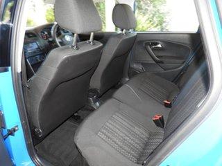 Volkswagen Polo 66TSI TREN Cornflower Blue 7SPD AUTO Hatchback