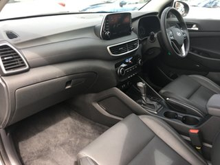 2019 Hyundai Tucson TL4 MY20 Active X 2WD Silver 6 Speed Automatic Wagon
