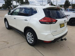 2017 Nissan X-Trail T32 ST-L X-tronic 2WD White 7 Speed Constant Variable Wagon