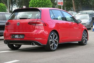 2020 Volkswagen Golf 7.5 MY20 GTI DSG Red 7 Speed Sports Automatic Dual Clutch Hatchback