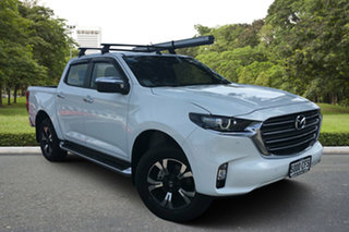 2020 Mazda BT-50 UR0YG1 GT Ice White 6 Speed Sports Automatic Utility.