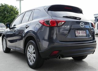 2015 Mazda CX-5 KE1032 Maxx SKYACTIV-Drive AWD Sport Grey 6 Speed Sports Automatic Wagon