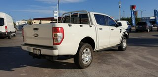 2014 Ford Ranger PX XL Cool White 6 Speed Sports Automatic Utility.