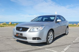 2008 Holden Epica EP MY09 CDXi Silver 6 Speed Sports Automatic Sedan.