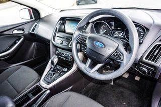 2016 Ford Focus LZ Trend Red 6 Speed Automatic Hatchback