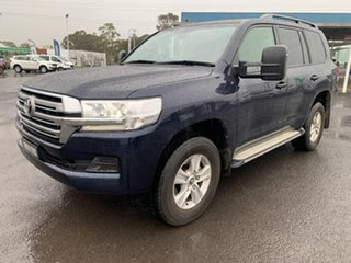 Toyota Landcruiser GXL Blue 6 Speed Automatic Wagon.