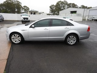 Holden Caprice Silver 6 Speed Automatic Sedan