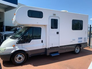 2004 Ford Ford Transit 125 T350 White Motor Home