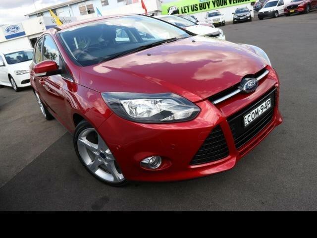 Used Ford Focus  , Ford  (EU) 2012.75 MY 5 DOOR HATCH SVP TITANIUM 2.0L I4 PETROL 6SP AUTO P