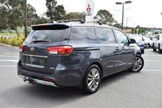 2016 Kia Carnival YP MY16 Platinum Grey 6 Speed Sports Automatic Wagon
