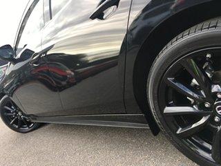 2019 Mazda 3 BP2HLA G25 SKYACTIV-Drive Astina Black 6 Speed Sports Automatic Hatchback