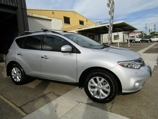 2012 Nissan Murano Z51 Series 3 ST Silver 6 Speed Constant Variable Wagon