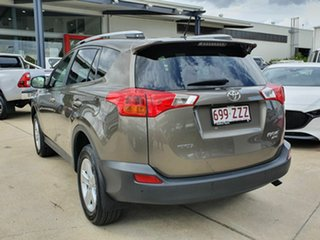 2013 Toyota RAV4 GXL Bronze 6 Speed Automatic Wagon