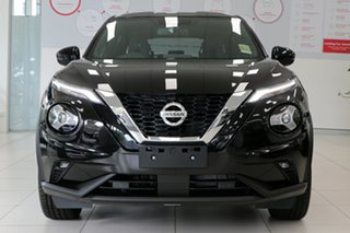2020 Nissan Juke F16 Ti DCT 2WD Pearl Black 7 Speed Sports Automatic Dual Clutch Hatchback