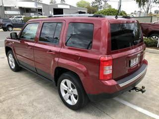 2014 Jeep Patriot MK MY15 Limited Red 6 Speed Sports Automatic Wagon