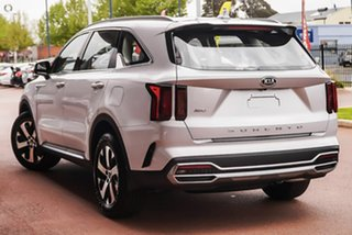 2020 Kia Sorento MQ4 MY21 Sport AWD Silver 8 Speed Sports Automatic Dual Clutch Wagon.