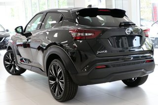 2020 Nissan Juke F16 Ti DCT 2WD Pearl Black 7 Speed Sports Automatic Dual Clutch Hatchback.
