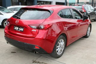 2015 Mazda 3 BM MY15 Maxx Red 6 Speed Manual Hatchback