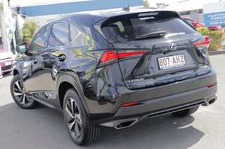 2018 Lexus NX AGZ15R NX300 AWD Sports Luxury Graphite Black 6 Speed Sports Automatic Wagon.